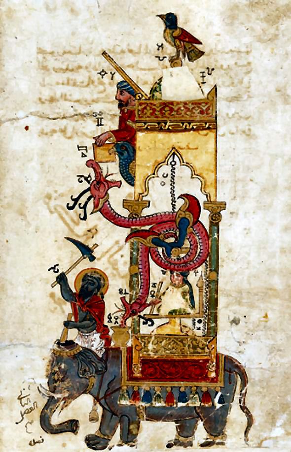 Al  Jazari  and the Giant 6 Meter Elephant Clock  (1/3)