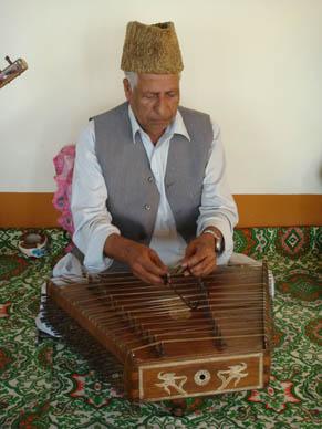Ustad Ghulam Mohammad Saznawaz