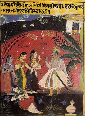 06_Uddhav Consoles the Dejected Gopis