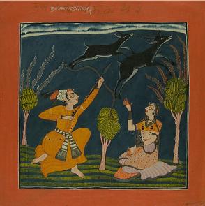 23_Ragaputra Kusum of Raga Deepak