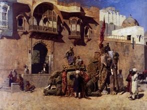 A Rajah Of Jodhpur