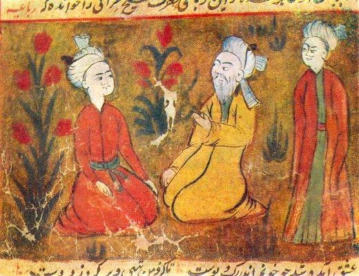 अमीर खुसरो Amir Khusro ابوالحسن یمینالدین خسرو (2/3)