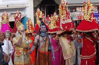gangaur-celebration_Poojan do Gangor Rajasthan