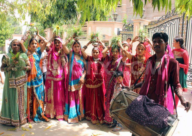 Gangaur – The Festival of Rajasthan (6/6)