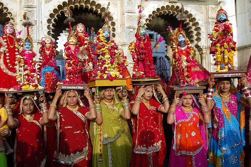 Gangaur – The Festival of Rajasthan (3/6)