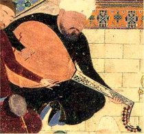Musician_at_Court of Sultan Mirza