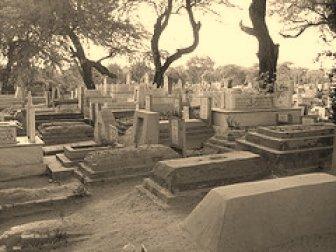Miani Sahib graveyard___