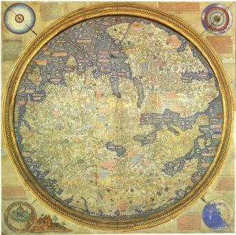 FraMauro_Map_1450