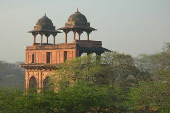 Naubat_ Khana Gate, Fatehpur Sikri
