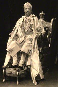 Nawab Sayyid Hamid Ali Khan Bahadur
