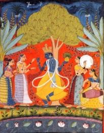 Vasant Ragini, Kotah, 1675-1700