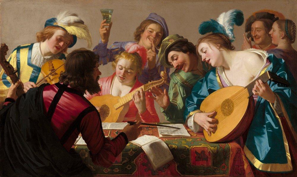Music of The Renaissance (1/2)