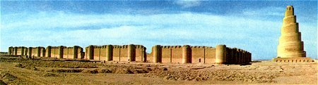 The Great Mosque of Samarra, Iraq
