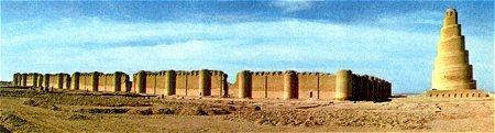 The Great Mosque of Samarra, Iraq