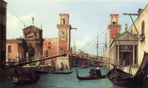 the_entrance_to_the_Arsenal_by_Canaletto,_1732